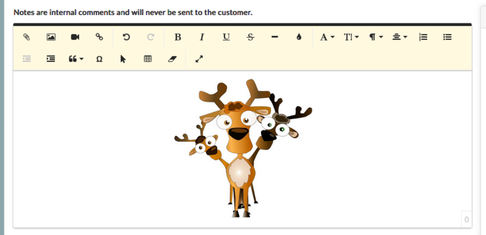 New in Helpmonks: Adding attachments and images to notes